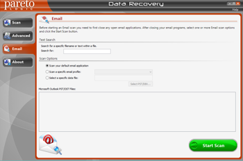 Data Recovery Pro Screenshot